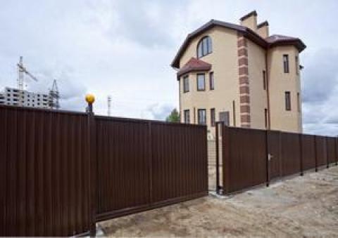 Откатные ворота Премиум