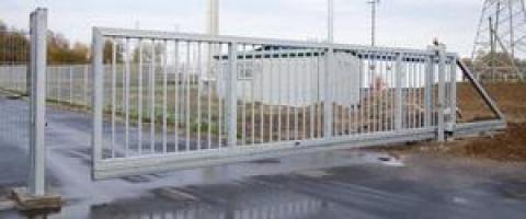 Откатные ворота Protekt