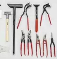 Оборудование для работы с кровлей и ограждениями